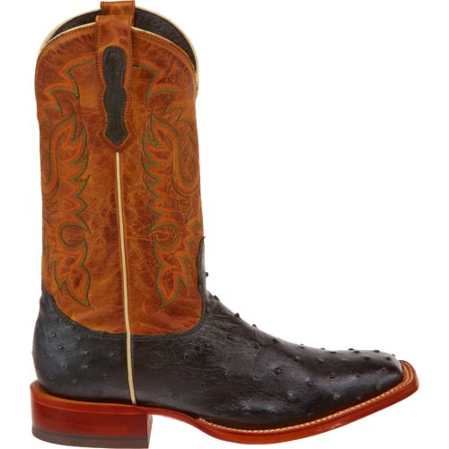 Nocona Boots Men's Premium Full-Quill Ostrich Western Boots - view number 3