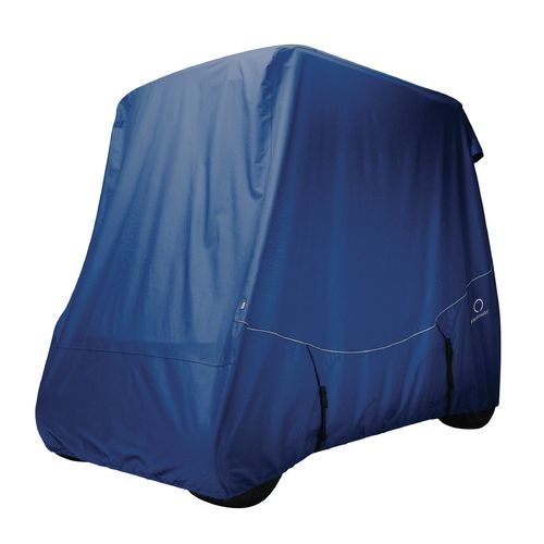 Classic Accessories Fairway Collection FadeSafe™ Quick-Fit Golf Cart Cover