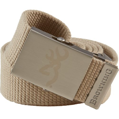 Display product reviews for Browning Men's Web Belt
