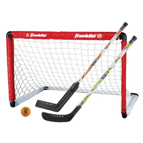 Display product reviews for Franklin NHL® Hockey Goal and 2-Stick Set