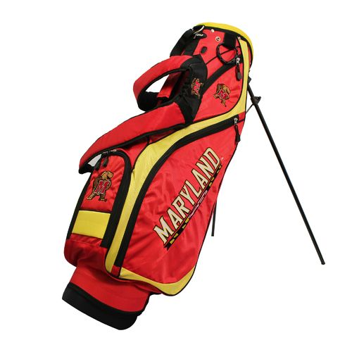 Team Golf University of Maryland Nassau Stand Golf Bag - view number 1