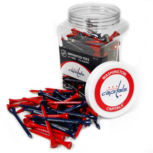 Team Golf Washington Capitals Tees 175-Pack