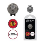 Team Golf Chicago Blackhawks Marker Cap Clip - view number 1
