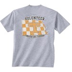 New World Graphics Adults' University of Tennessee Through and Through T-shirt
