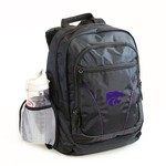 Logo™ Kansas State University Stealth Backpack - view number 1