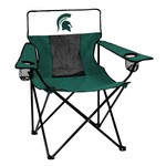 Logo™ Michigan State University Elite Chair