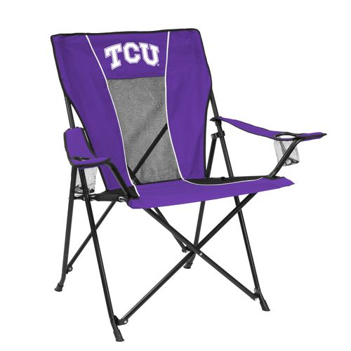 Logo Texas Christian University Game Time Chair