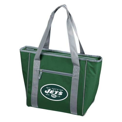 Logo New York Jets 30-Can Cooler Tote Bag