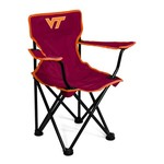 Logo™ Toddlers' Virginia Tech Tailgating Chair - view number 1
