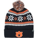 Top of the World Adults' Auburn University Fogbow Knit Cap