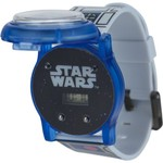 Star Wars™ Kids' R2D2 Flashing Watch