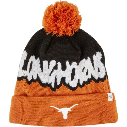 '47 Kids' University of Texas Underdog Cuff Knit Cap
