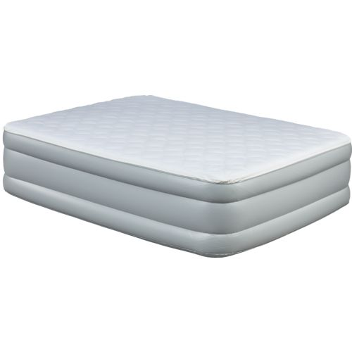Coleman® SupportRest™ Quilted-Top Queen-Size Airbed with Built-In Pump