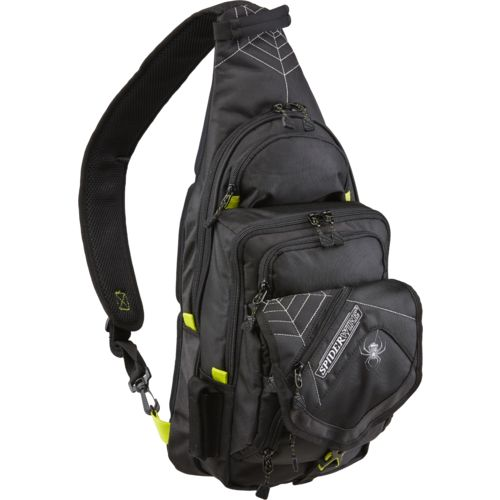 Spiderwire sling pack academy for Fishing sling pack
