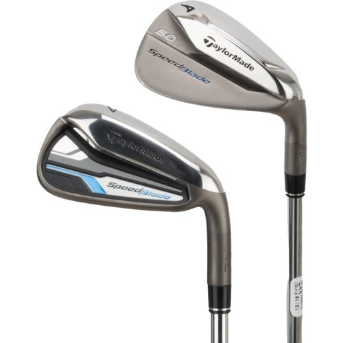 Display product reviews for TaylorMade™ Men's SpeedBlade HL Iron Set