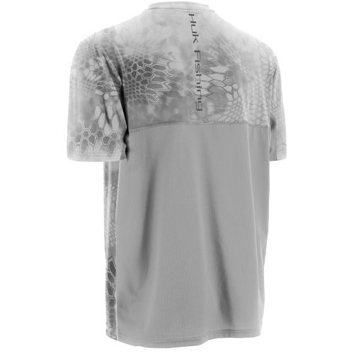 Huk Men's Icon Short Sleeve Fishing Top - view number 1