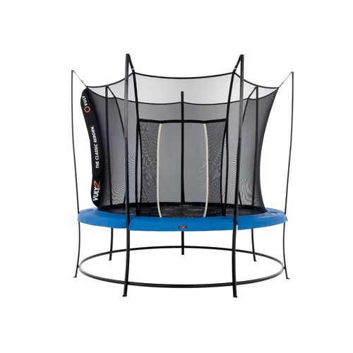 Vuly 2 10' Round Trampoline with Enclosure