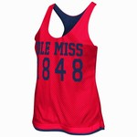 Colosseum Athletics™ Women's University of Mississippi Triple Crown Reversible Tank Top
