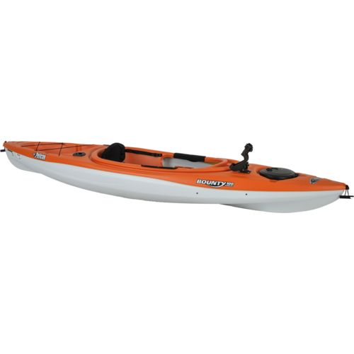 Perception prodigy 100 10 kayak academy basketball scores for Fishing kayak academy