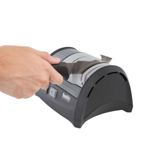 smiths electric knife sharpener instructions