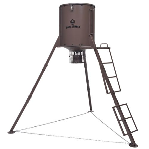 Display product reviews for Game Winner® 650 lb. Big-A VP Feeder