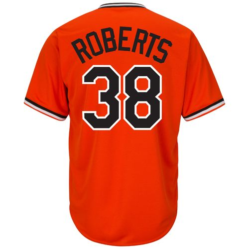 Majestic Men's Baltimore Orioles Robin Roberts #38 Cooperstown