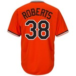 Majestic Men's Baltimore Orioles Robin Roberts #38 Cooperstown Cool Base 1965-66 Replica Jersey