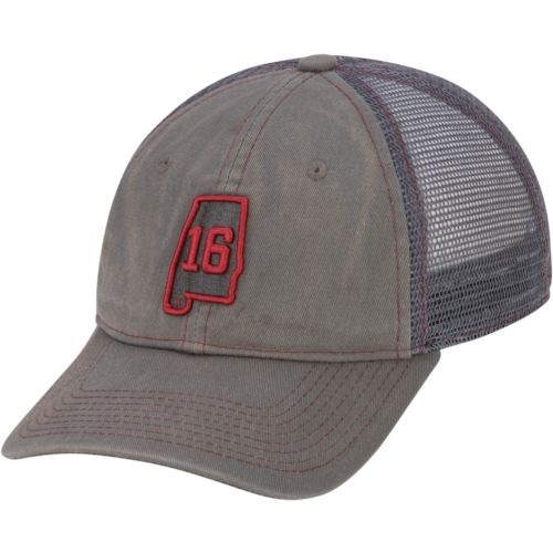 The Game Men's University of Alabama Adjustable Slouch
