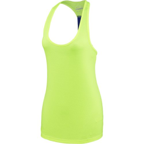 Display product reviews for BCG Women's Solid Elastic Racerback Running Tank Top