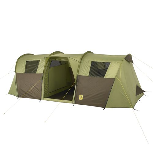 Exceptionnel Slumberjack Overland 10 Person Cabin Tunnel Tent