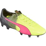 PUMA Men's evoSPEED 1.5 Tricks FG Soccer Cleats - view number 3