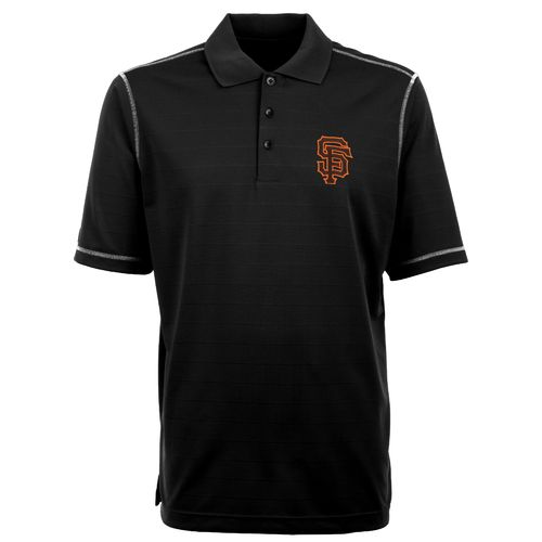 Antigua Men's San Francisco Giants Icon Piqué Polo Shirt