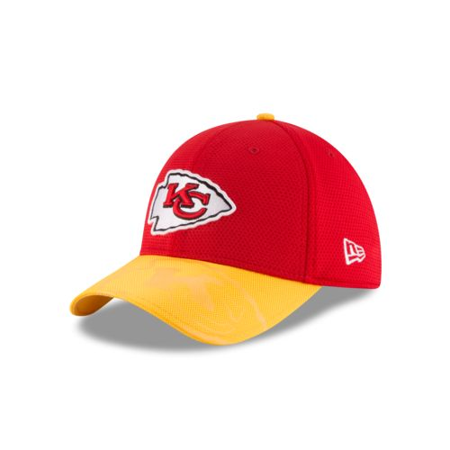 New Era Men's Kansas City Chiefs NFL16 39THIRTY Cap