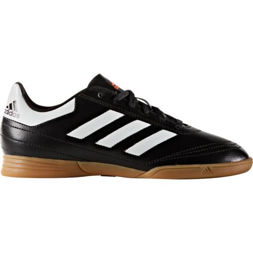 Display product reviews for adidas Boys' Goletto 6 Indoor Soccer Shoes