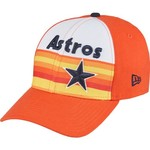 New Era Men's Houston Astros Rainbow 39THIRTY Cap