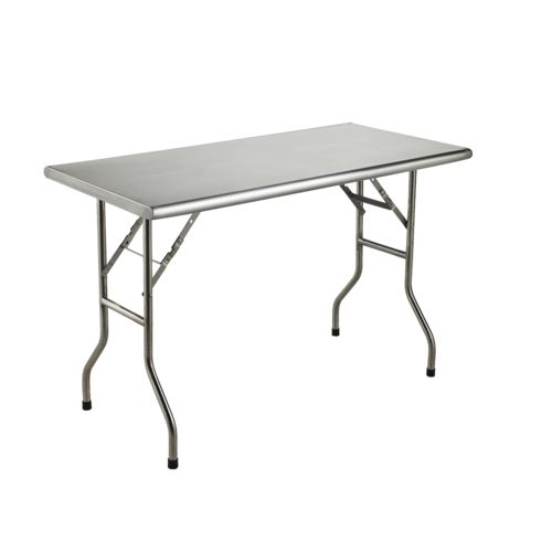 Game Winner® Stainless-Steel Food Preparation Table
