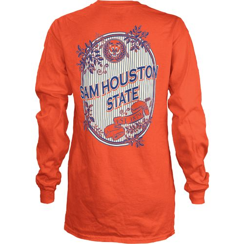 Three Squared Juniors' Sam Houston State University Maya Long Sleeve T-shirt
