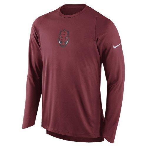 Nike Men's University of Arkansas Long Sleeve Shooter