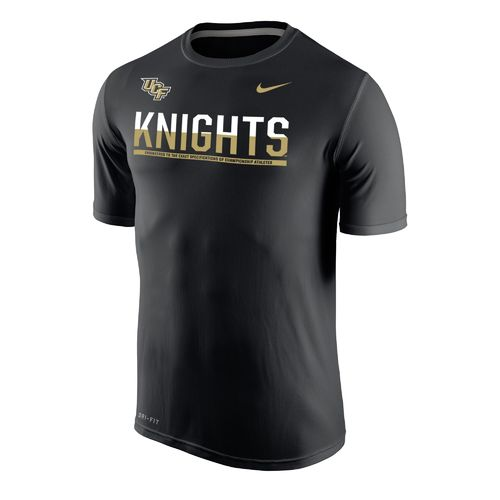 Nike™ Men's University of Central Florida Dri-FIT Legend 2.0 Short Sleeve T-shirt