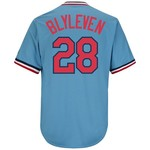 Majestic Men's Minnesota Twins Bert Blyleven #28 Cool Base Cooperstown Jersey - view number 1