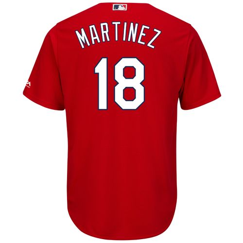 Majestic Men's St. Louis Cardinals Carlos Martinez #18 Cool Base Replica Jersey