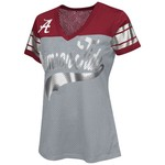 G-III for Her Women's University of Alabama Pass Rush Fashion Top