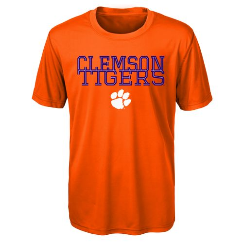 Gen2 Toddlers' Clemson University Overlap T-shirt