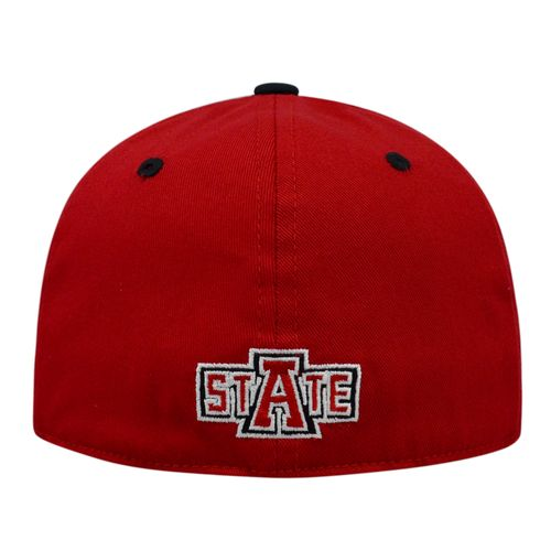 Top of the World Kids' Arkansas State University Rookie Cap - view number 3