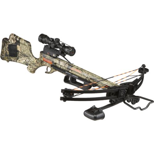 Display product reviews for Wicked Ridge Warrior G3 Compound Crossbow Package