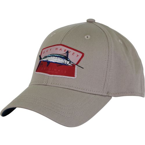 Guy Harvey Men's 2-Tone Cap