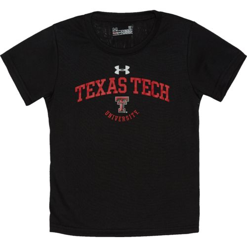 Under Armour™ Toddlers' Texas Tech University Arch Logo T-shirt