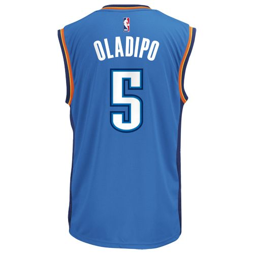 adidas Men's Oklahoma City Thunder Victor Oladipo No. 5 Replica Jersey