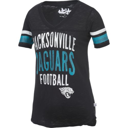 Touch by Alyssa Milano Women's Jacksonville Jaguars Motion T-shirt