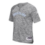 adidas Men's Memphis Grizzlies Short Sleeve Shooter T-shirt - view number 1